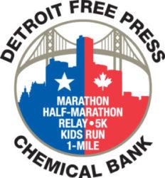 Detroit Free Press/Chemical Bank Marathon 2018