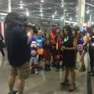 Motor City Comic Con