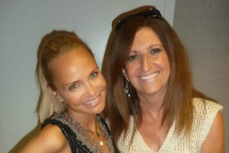 Carolyn Krieger, Kristen Chenowith